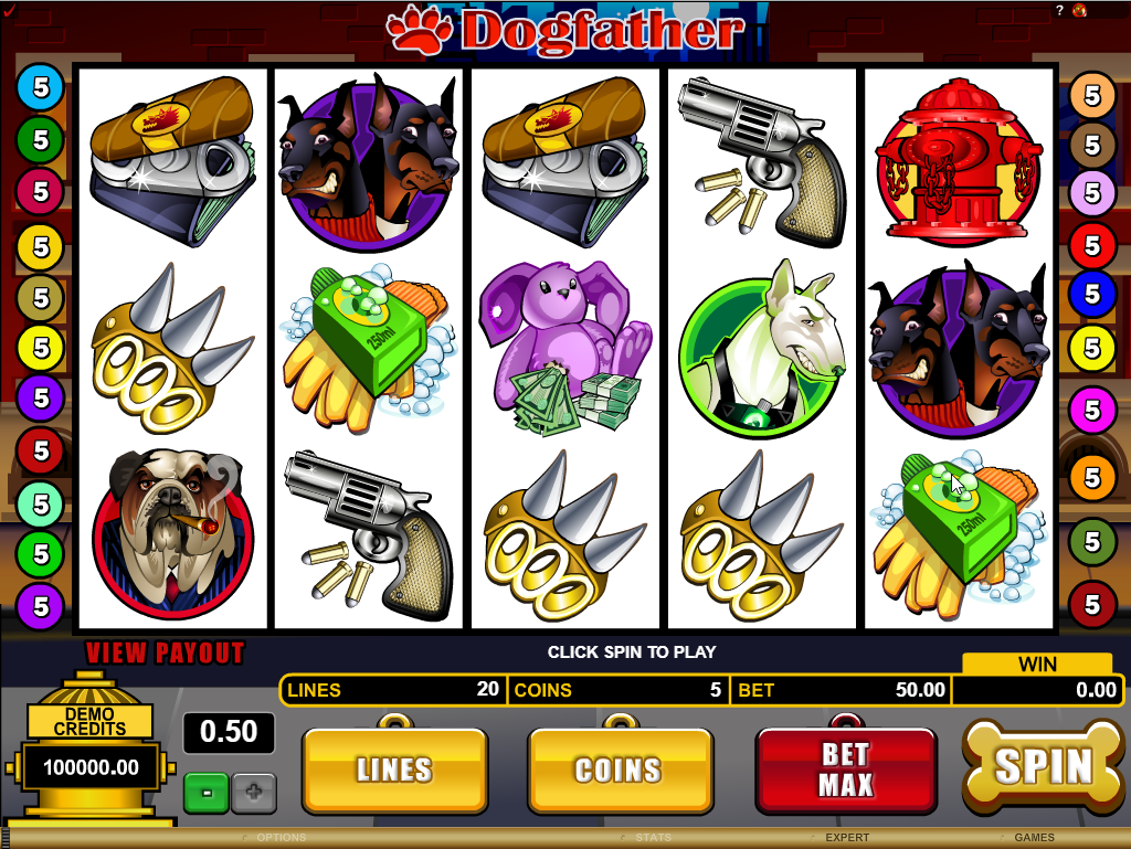 Dogfather Slots Game Review
