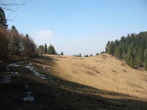 Photo: 13.Sedlo Cerla (610 m)-jeszcze tu wrócę... i to w całkiem niedalekiej przyszłości ;)