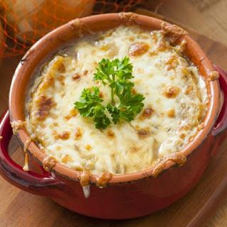 Jerri's Vegetarian French Onion Soup