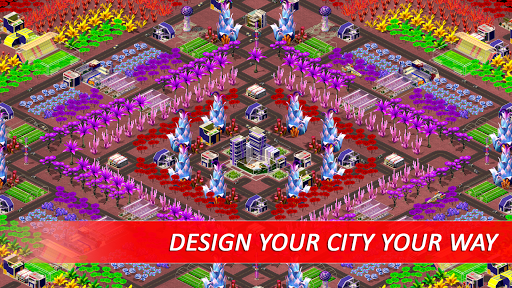 Space City: building game  {cheat|hack|gameplay|apk mod|resources generator} 4