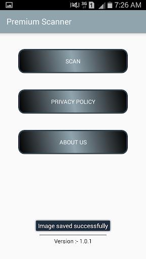 Premium Scanner: PDF Doc Scan  screenshots 1