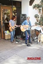 Photo: Sean and Paul jamming for a Wine affair in Santa Clarita