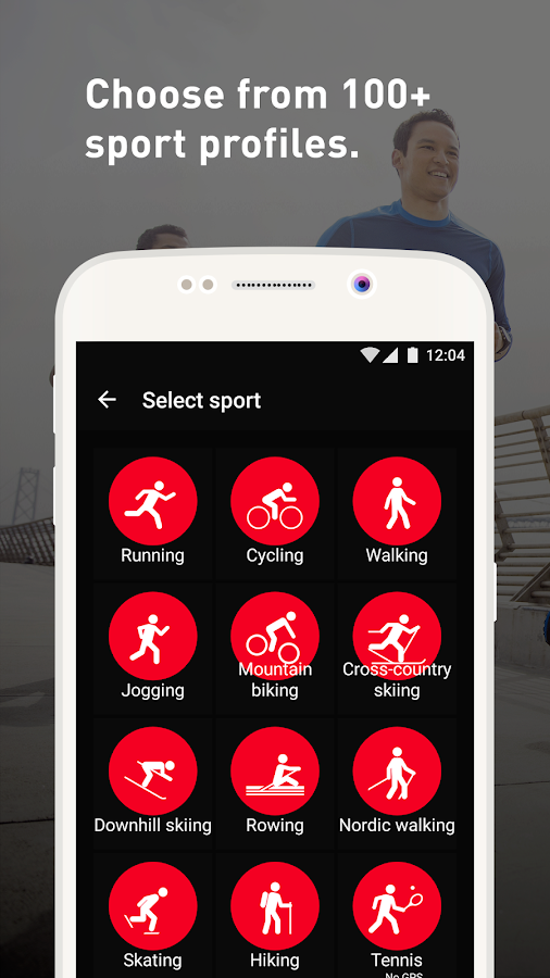 Polar Beat - Fitness Coach- screenshot