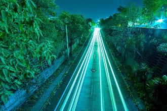 Photo: más allá de la luz en un espacio