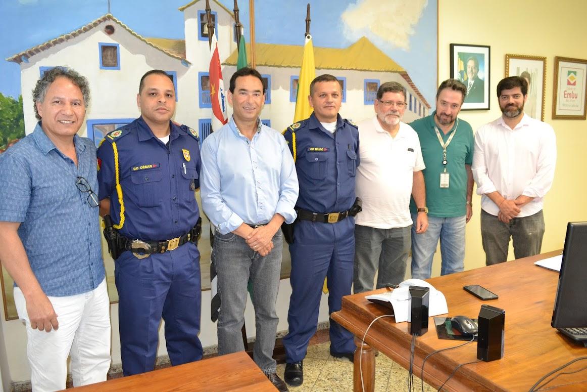 Comando e Corregedoria da GCM são exonerados