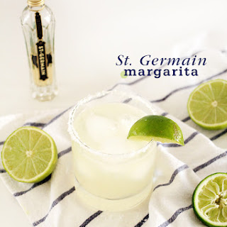 St. Germain Margarita.
