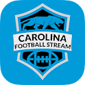 Carolina Football STREAM icon