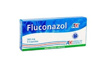 Fluconazol AG 200mg