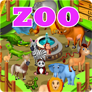 Girls Fun Trip - Animal Zoo Game