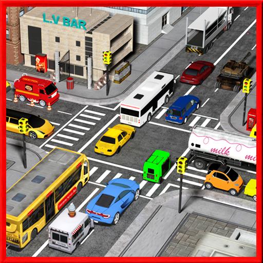 Las Vegas Traffic Control