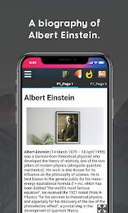 Story of Albert Einstein for PC-Windows 7,8,10 and Mac apk screenshot 2