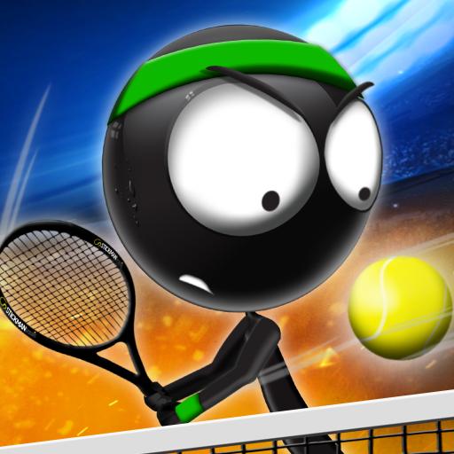 Stickman Tennis - Carrer (game)