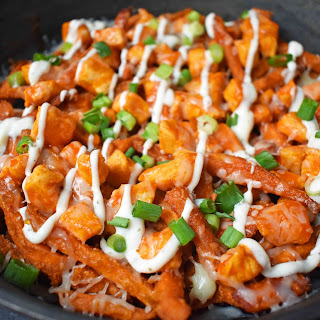 Sweet Potato Fries And Chicken Recipes.
