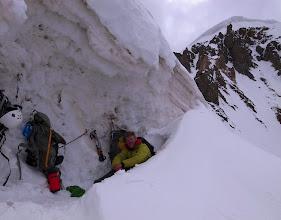 Photo: Bivouac on Peak Alexandra
