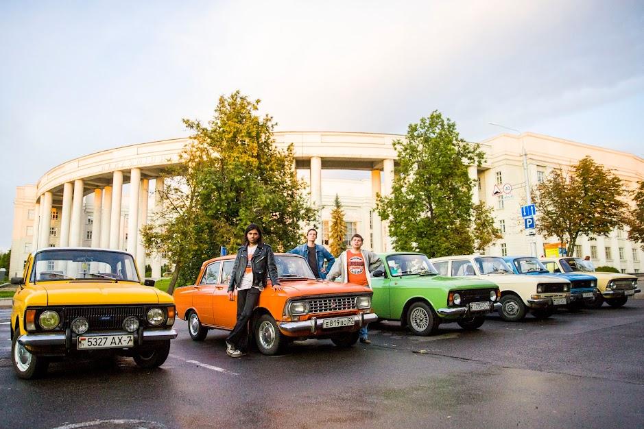 клуб москвичеводов москвы