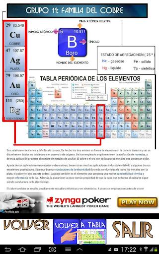Tabla peridica elementos apk 800 download only apk file for android tabla peridica elementos tabla peridica elementos urtaz Image collections