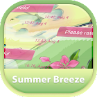 GO SMS Summer Breeze icon