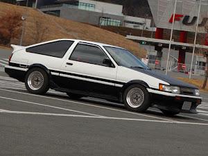 カローラレビン AE86 GTV S60年のカスタム事例画像 Levisukeさんの2019年01月21日23:35の投稿