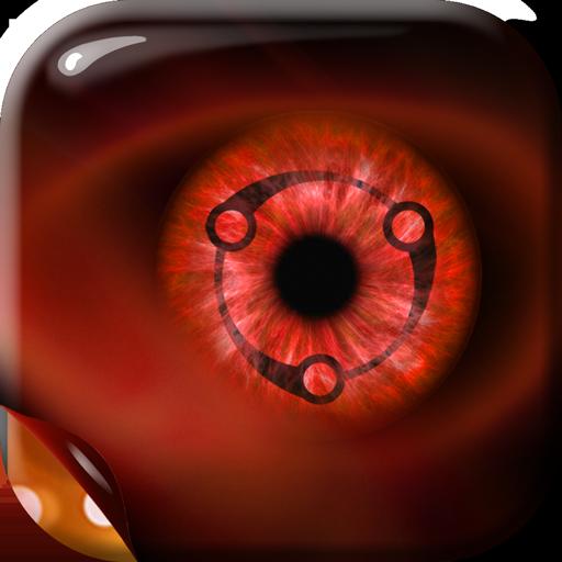 Sharingan 動態壁紙 個人化 App LOGO-APP試玩