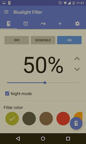 Bluelight Filter for Eye Care Premium 2.5.4 Final APK