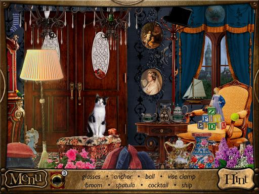 Sherlock Holmes : Hidden Object Detective Games screenshots 7