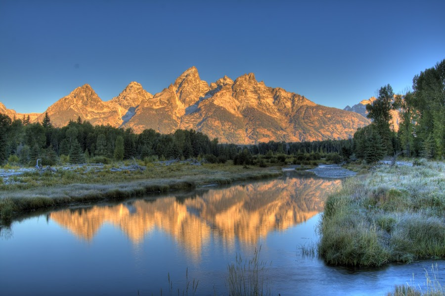 by Rick Lombardo - Landscapes Mountains & Hills