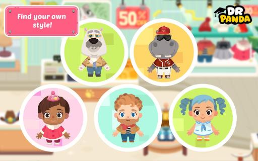 Dr. Panda Town: Mall 1.3 screenshots 8