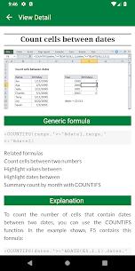 Advance Excel 1