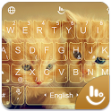 Lovely Cute Kitty Keyboard Theme icon
