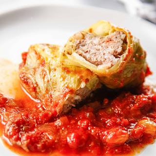 Old Fashioned Polish Stuffed Cabbage Recipe