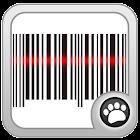 <QRコード>バーコードリーダー、作成・読取 スキャナー icon
