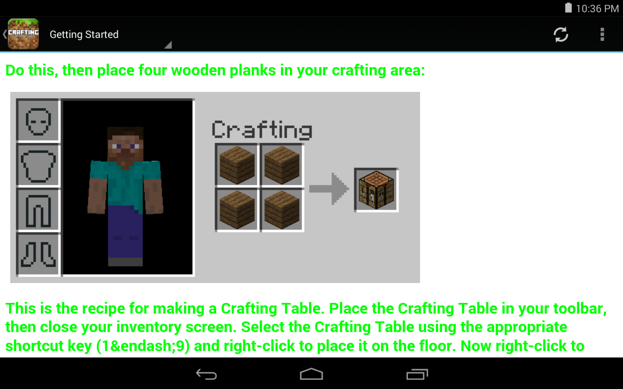 how to use crafting guide mod minecraft