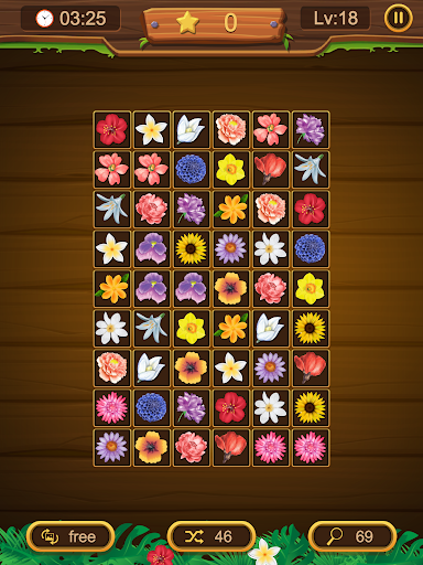3 Link - Free Tile Puzzle & Match Brain Game 3.4.3 screenshots 6