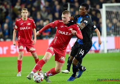 Le KV Courtrai va se renforcer avec un talent de City passé par Ostende et un attaquant de l'Antwerp