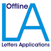 Offline Letters & Applications