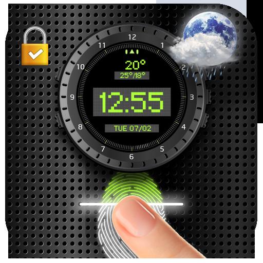 Scan Fingerprint to Unlock Mobile Phone (Prank)