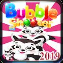 Bubble Shooter Pet Raccoon icon