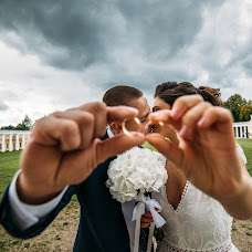 Hochzeitsfotograf Tanya Vyazovaya (Vyazovaya). Foto vom 06.06.2018
