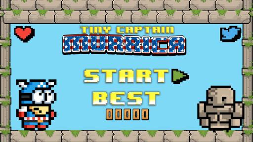 A Tiny Captain Murrica