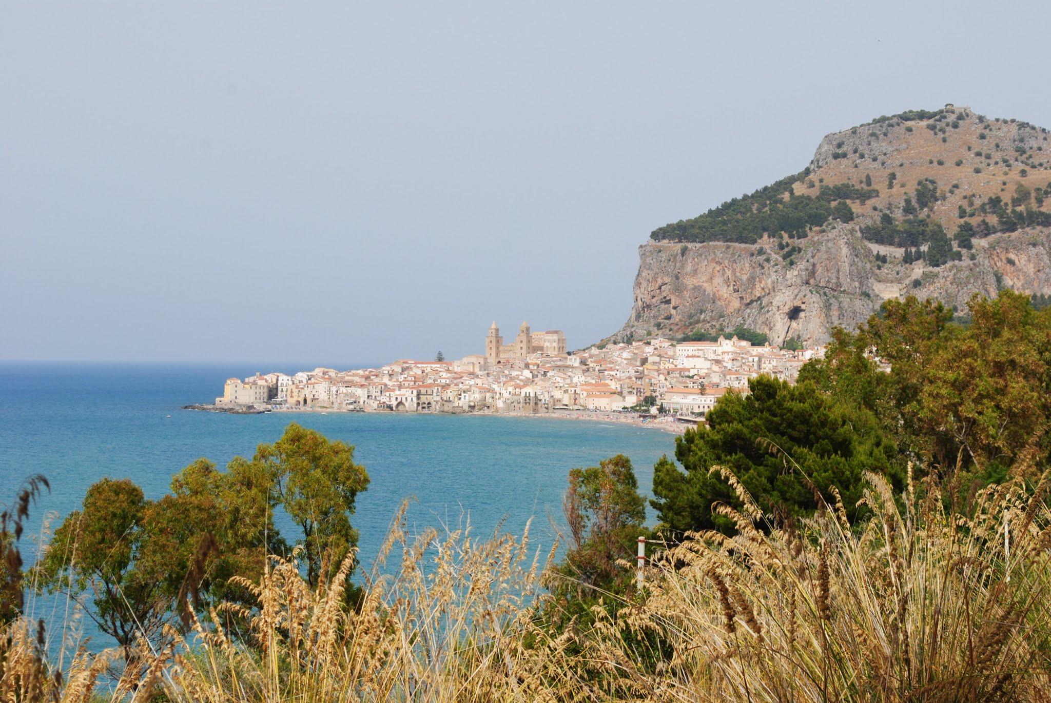 My Photos: Italy -- Mosaics -- Sicily -- Cefalù -- City Scenes
