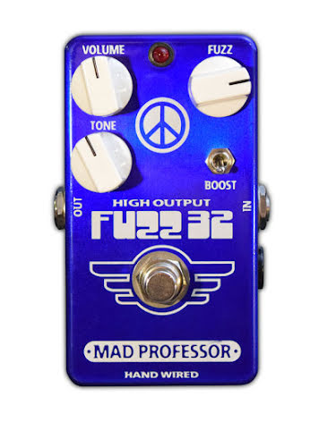 Mad Professor Fuzz32 Blue Limited Germanium Fuzz