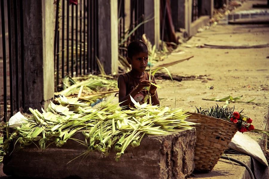 child labour by Kiran Pythonx - People Street & Candids