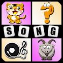 4 Pics 1 Song - Song Quiz