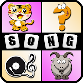 4 Pics 1 Song - Song Quiz