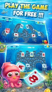 Fish Solitaire™ 4