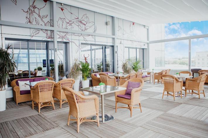 Фото №1 зала Летняя терраса ресторана «Кураж»