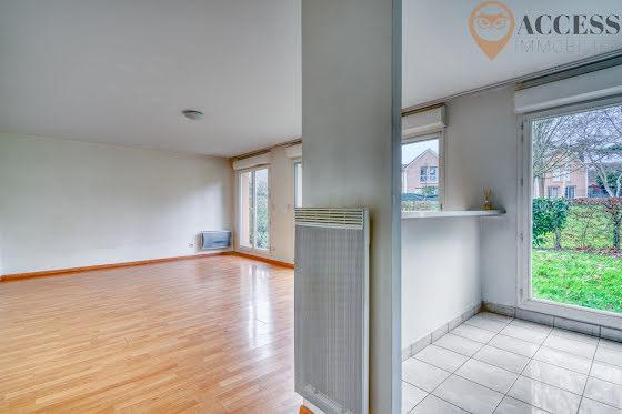 Vente appartement 3 pièces 74,4 m2