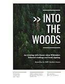 Into the Woods - Flyer item