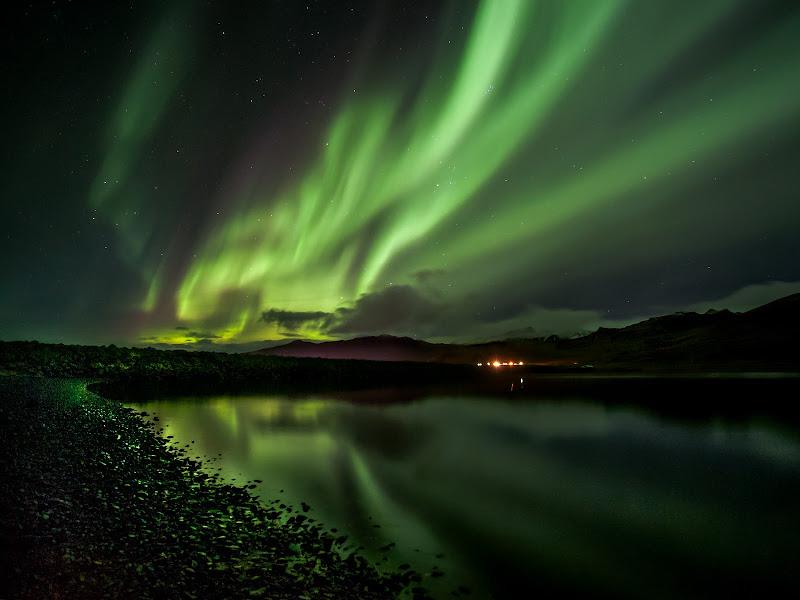 cielo islandese di bi