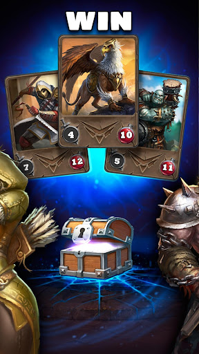 Card Heroes - CCG game with online arena and RPG 2.3.1833 screenshots 4